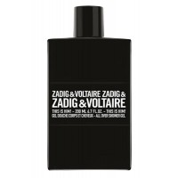 This is Him! - All Over Shower Gel 200ml Gel Douche Corps et Cheveux GWP Zadig Voltaire