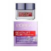 Anti Ageing Day Cream Replumping 50ml contains Hyaluronic Acid Revitalift Filler