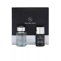 Eau de Toilette Spray 75ml Deodorant Stick 75g Mercedes Benz for Men