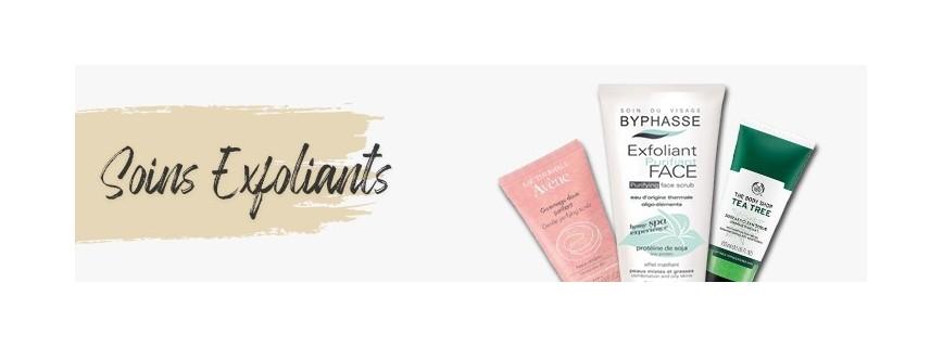 Soins Exfoliants